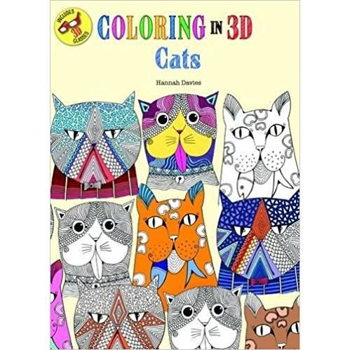COLORING IN 3D: CATS