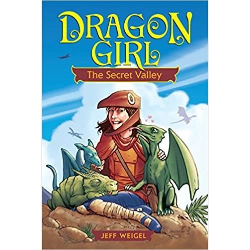 DRAGON GIRL VOL 1 by Jeff Weigel