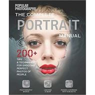 COMPLETE PORTRAITS MANUAL by The Editors of Popular Photography