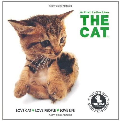 CAT: LOVE CAT, LOVE PEOPLE, LOVE LIFE