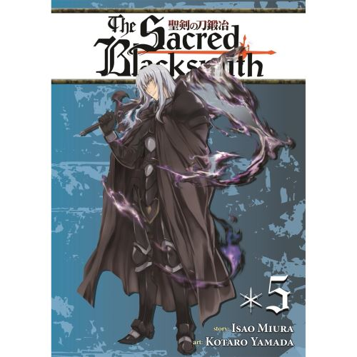 SACRED BLACKSMITH VOL.5 (MANGA)