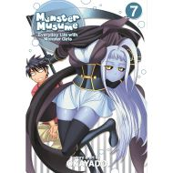 MONSTER MUSUME: EVERYDAY LIFE WITH MONSTER GIRLS V.7 (MANGA)