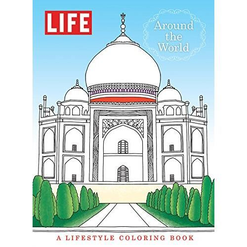 LIFE AROUND THE WORLD: COLOURING