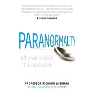 PARANORMALITY by RICHARD WISEMAN