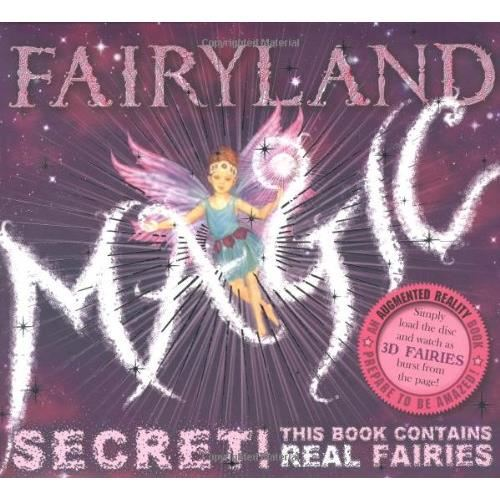 FAIRYLAND MAGIC (AUGMENTED REALITY BOOK)