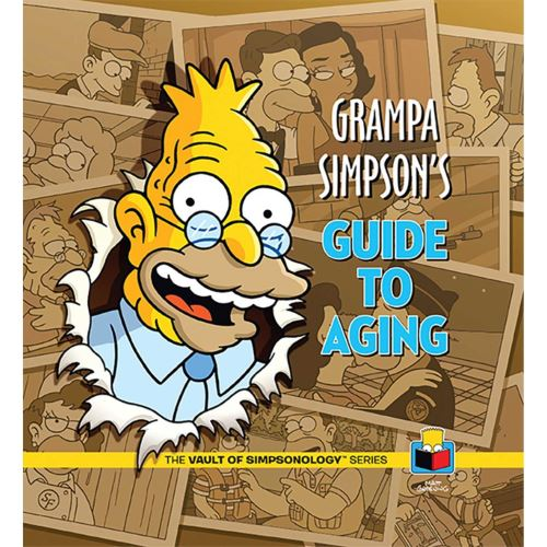 GRAMPA SIMPSON'S GUIDE TO AGING
