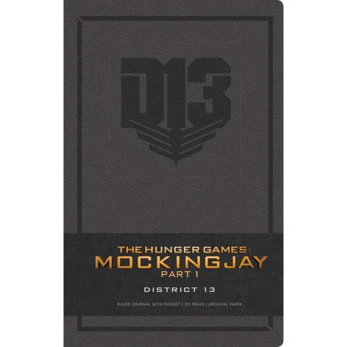 HUNGER GAMES MOCKINJAY 1 DISTRICT 13 (JOURNAL)