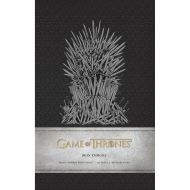 GAME OF THRONES IRON THRONE (JOURNAL)