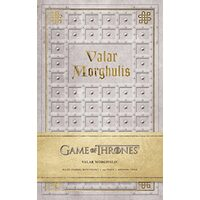 GAME OF THRONES: VALAR MORGHULIS HARDCOVER RULED JOURNAL