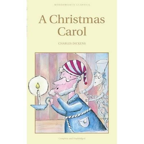 A CHRISTMAS CAROL (WORDSWORTH CHILDREN' S CLASSICS)