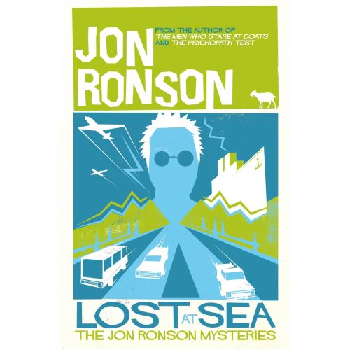 RONSON: LOST AT SEA