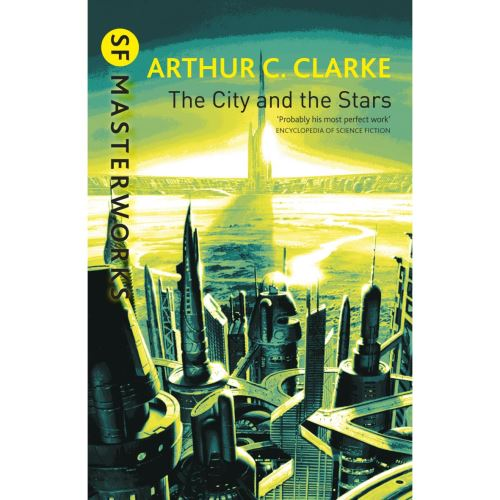Produs: SF MASTERWORKS: CITY & THE STARS