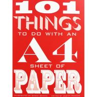 101 THINGS TO DO WITH AN A4