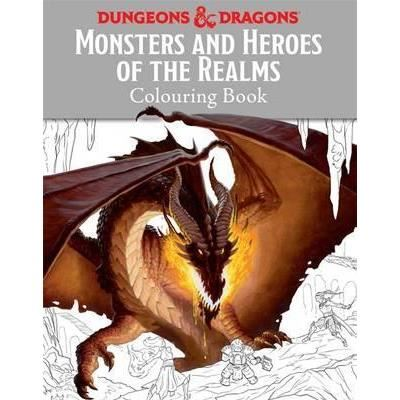 MONSTERS & HEROES OF THE REALMS