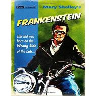 PULP CLASSICS: FRANKENSTEIN by Mary Shelley (Author),‎ David Mann (Illustrator)