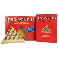 Peg Your IQ - Box Set: Test your brain power with the classic puzzle game