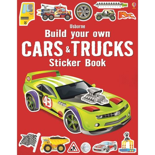 BUILD YOUR OWN CAR AND TRUCKS