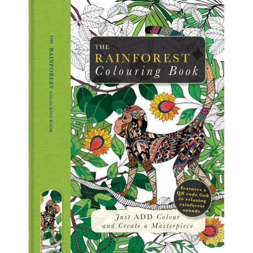 JUST ADD COLOUR - RAINFORESTS