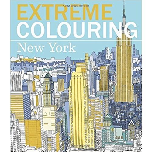 EXTREME COLOURING - NEW YORK