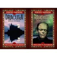 PERFECT PARTNERS: DRACULA & FRANKENSTEIN