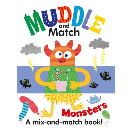 MUDDLE & MATCH: MONSTERS