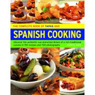 THE COMPLETE BOOK OF TAPAS & SPANISH COOKING