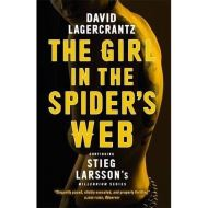 The Girl in the Spider's Web (Millennium #4) by David Lagercrantz