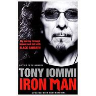 Iron Man Pa by Tony Iommi