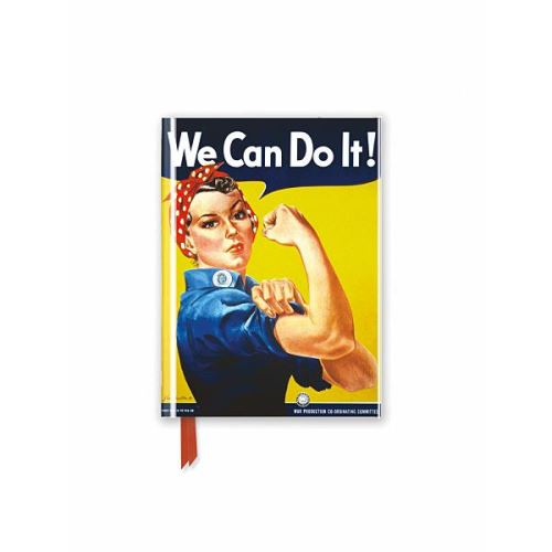 WE CAN DO IT! POSTER ( Flame Tree Pocket Books)