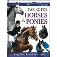 WONDERS OF LEARNING - CARING FOR HORSES AND PONIES