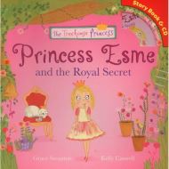 Princess Esme and the Royal Secret (CD and Story book)