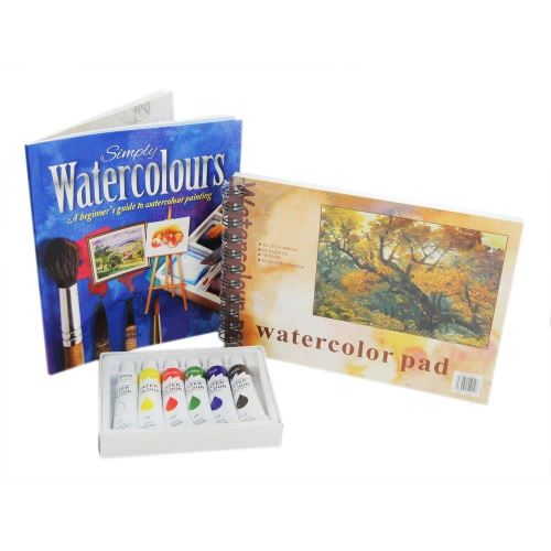 WATERCOLOURS (2ND EDITION) BOX SET