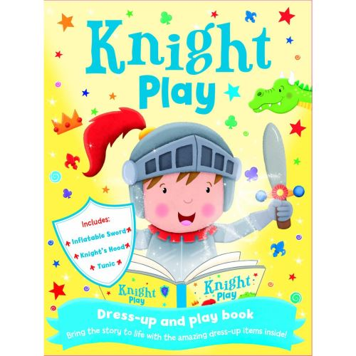 KNIGHT PLAY: PLAY BOOK DRESS-UP