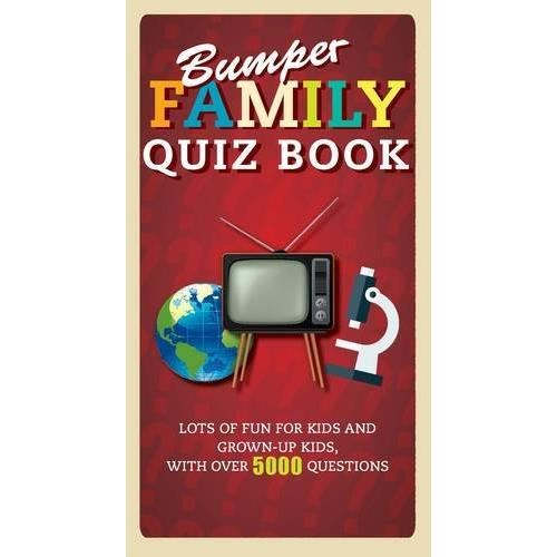 BUMPER FAMILY QUIZ BOOK