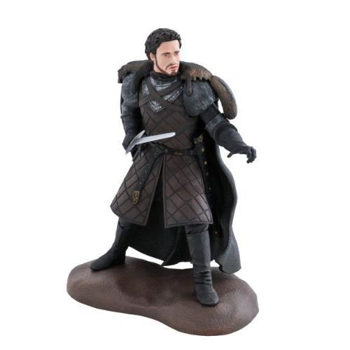 HBO GAME OF THRONES. ROBB STARK FIGURE. NEW IN BOX. DARK HORSE COMICS. HBO