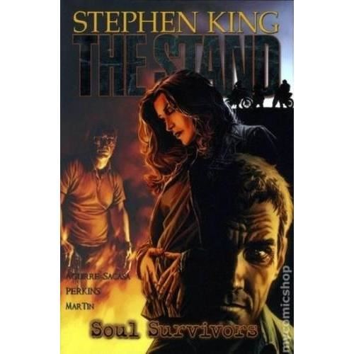 MARVEL: STEPHEN KING'S THE STAND VOL 3: SOUL SURVIVORS