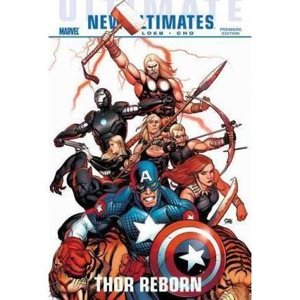 MARVEL: ULTIMATE COMICS NEW ULTIMATES: THOR REBORN