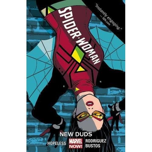 MARVEL: SPIDER-WOMAN VOL 2: NEW DUDS