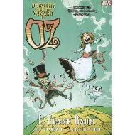 DOROTHY AND THE WIZARD IN OZ MARVEL