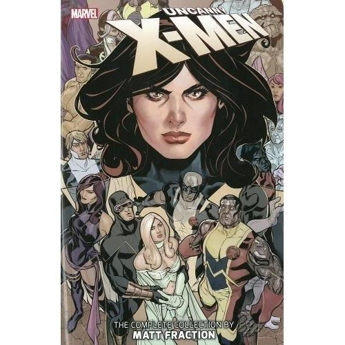 UNCANNY X-MEN: THE COMPLETE COLLECTION