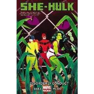 MARVEL: SHE-HULK VOLUME 2: DISORDERLY CONDUCT
