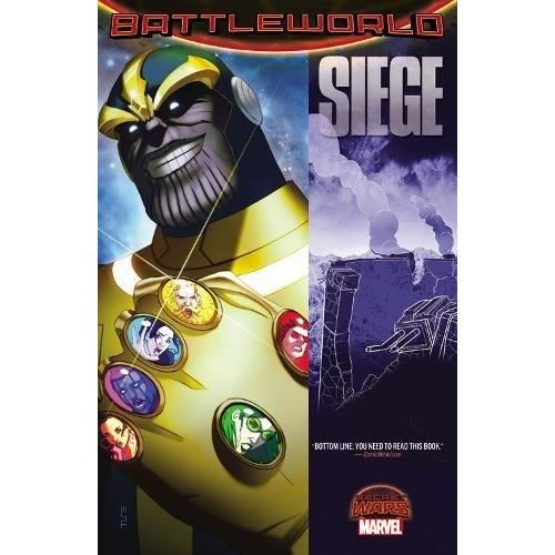 MARVEL: SIEGE: BATTLEWORLD