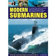 MODERN SUBMARINES by JOHN PARKER