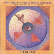 DAY SIGNS AZTEC SACRED CALENDAR