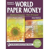 STANDARD CATALOG OF WORLD PAPER MONEY 1961