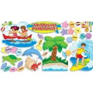 TROPICAL PARADISE BULLETIN BOARD