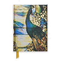 TIFFANY LANDSCAPE (Flame Tree Notebooks)