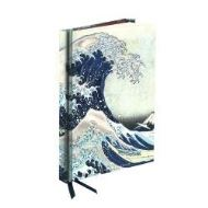 FLAME TREE HOKUSAI'S THE GREAT WAVE