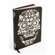 Flower Skull (Flame Tree Notebook)