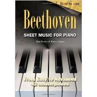 SHEET MUSIC FOR PIANO - BEETHOVEN